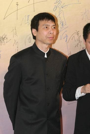 图文:第24届香港金像奖―内地导演冯小刚