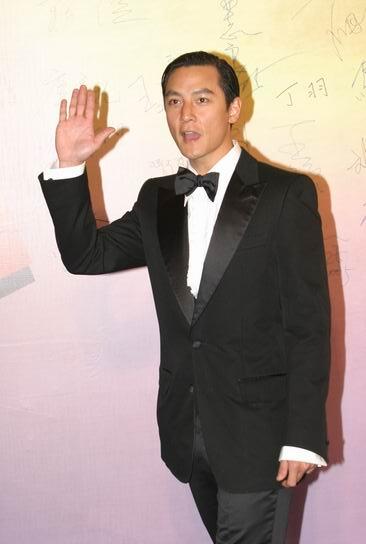 图文:第24届香港金像奖--吴彦祖