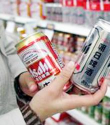 朝日啤酒自封中国掘金路