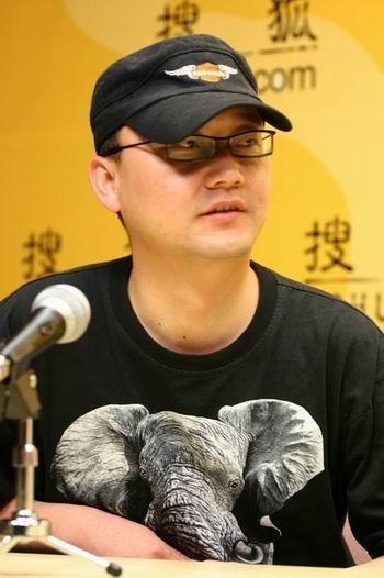《第一时间》做客搜狐 马斌:夏丹很性感(图)