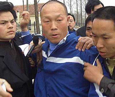 男子蒙冤入狱11年追踪:佘祥林将提出国家赔偿