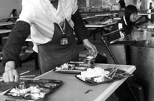 大学生食堂浪费论文_两菜一汤食不过半部分大学生食物浪费惊人(图)-搜狐新闻中心