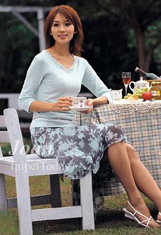 服装:气质OL的国际化着装法则