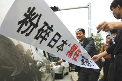 日本没资格成为常任理事国