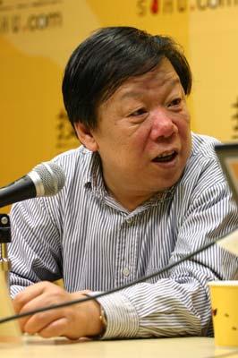4月4日著名经济学家梁小民做客搜狐(实录)