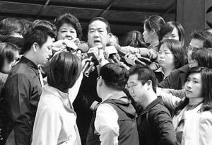 """台湾各界持续痛批""""台联党""""主席参拜靖国神社(图)"""