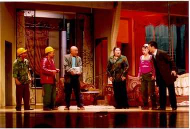 陈佩斯喜剧《阳台》四场票房过百万