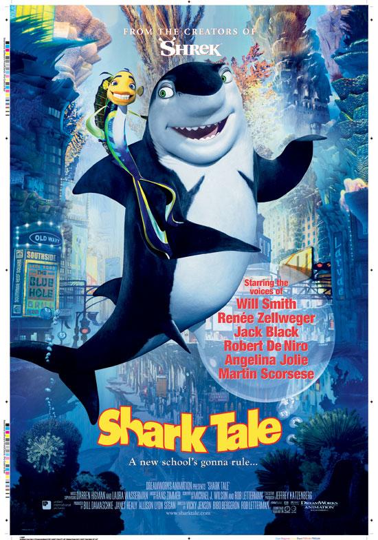 鲨鱼故事益智小节目 看你能找出几处不同