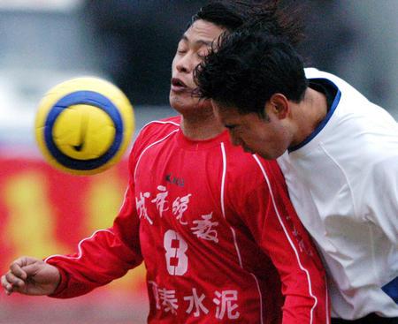 图文:广州4-0成都