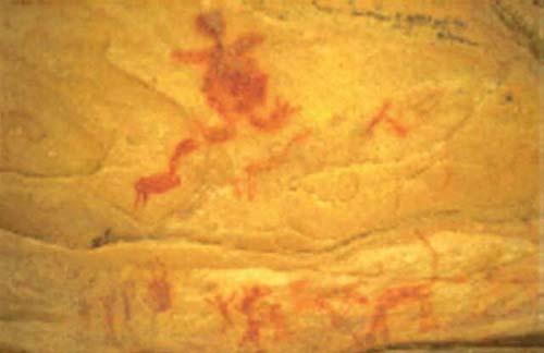 岩画 原始艺术之门