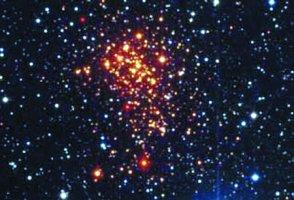 欧洲天文学家观察到银河系中最大的星团(图)