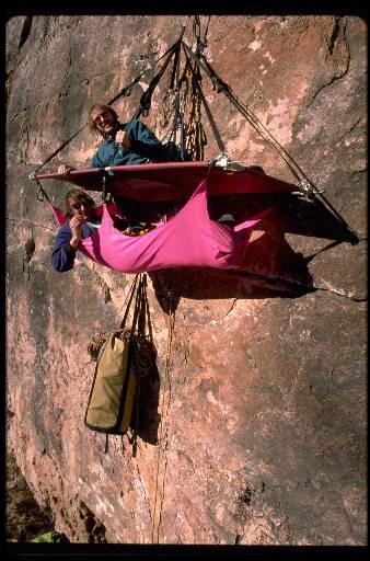 挑战大岩壁-bigwall图片大赏