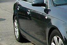 搜狐汽车欧洲长途试驾新奥迪A6