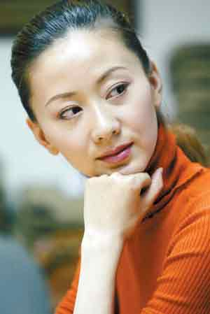汤加丽李赛凤将合演音乐剧《魅》(图)