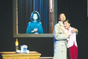4月18日在北京保利剧院上演