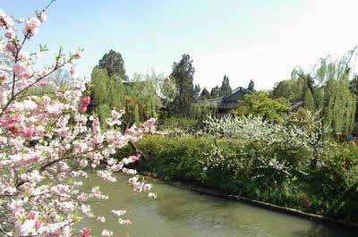 图文:美丽的扬州瘦西湖