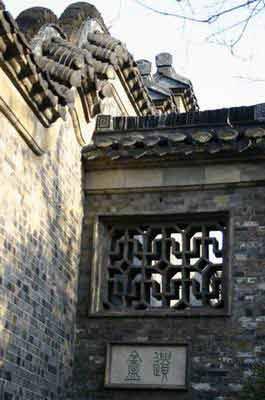 组图:扬州风光――汪氏小苑