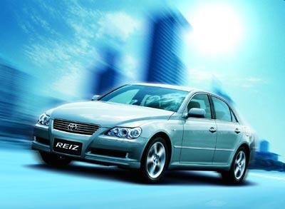 丰田车展全部车型解密 4款新车型首次亮相