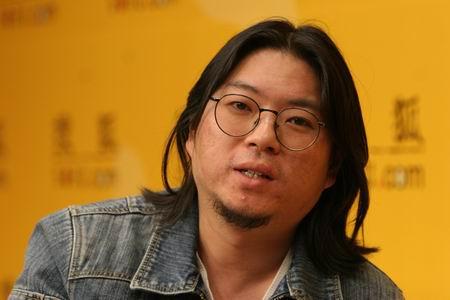 高晓松做客搜狐:音乐上的阿朵并不另类(组图)