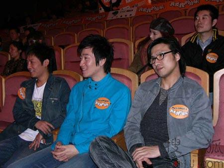 2004MusicRadio中国TOP排行榜提前颁奖记者会
