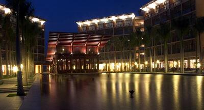 图:三亚亚龙湾红树林酒店