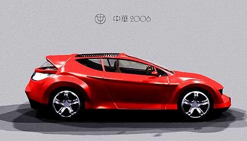 车展看点:展会热炒中国概念下的中国制造