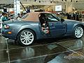 上海车展,Mazda MX-5