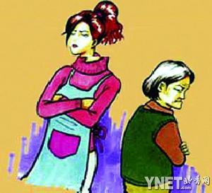 婆媳为何难相处:如何协调由此引起的夫妻冲突