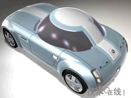 """吉利汽车车展将展出概念车""""吉利城堡"""""""