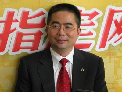 重庆长安总经理张宝林做客搜狐直播间