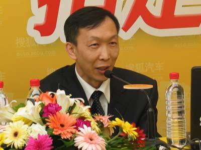 哈飞汽车销售总公司康平总经理做客搜狐
