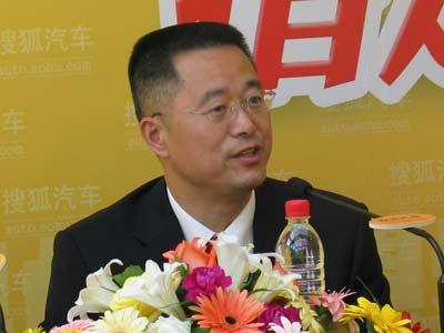 东风雪铁龙陈彦生做客搜狐访谈直播间