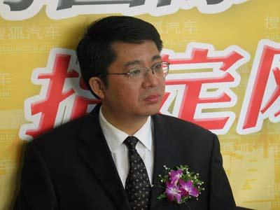 奇瑞汽车销售有限公司总经理金弋波做客
