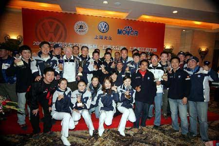 全方位解密POLO 上海大众333的制胜利器(组图)