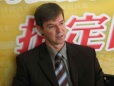 戴-克中国副总裁黎信做客搜狐直播间