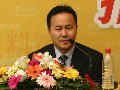 南汽菲亚特总经理孙卫健做客搜狐直播间