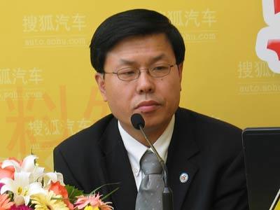 华晨金杯赵福全副总裁做客搜狐直播室
