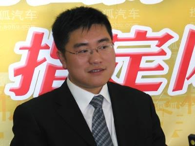 陆风汽车总经理刘红山做客搜狐汽车直播间