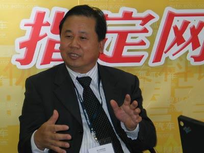 东南汽车工业有限公司总经理刘兴台做客