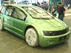 比亚迪电动概念车ET
