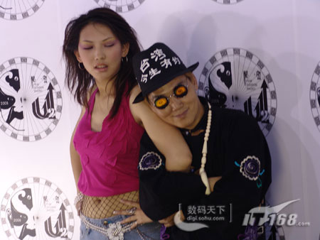 狂野美女和台湾怪人
