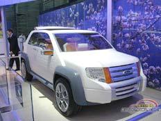 福特U型概念车