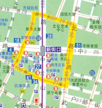 目前,南京地图市场上地图产品种类繁多,但多数是以旅游和交通为