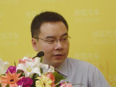 东风标致市场部副部长黄华琼作客搜狐