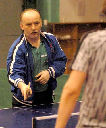 6 乒乓球――俄罗斯队厉兵秣马备战世乒赛