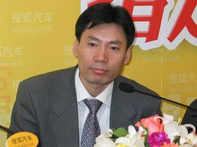 天津第一汽车销售经理苏连元作客搜狐