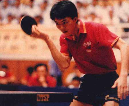 中国乒坛经典战例