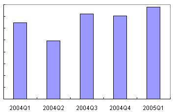 2005年第一季度中国IT市场大扫描-IT服务