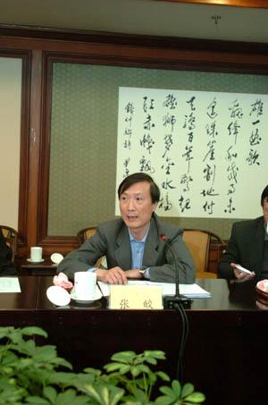 全国政协机关党组向各民主党派中央征求意见(