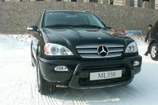 奔驰2005款ML350正式发布  售价72.9万元